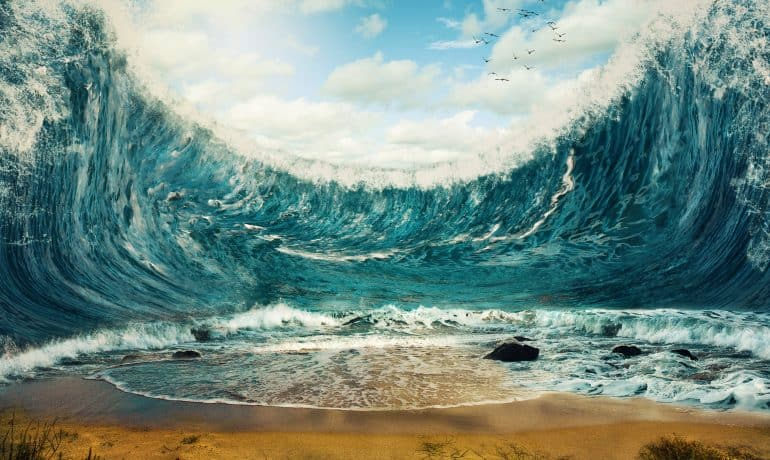 Splitting of the Red Sea: Mothers and Song – Rabbi Elchanan Shoff