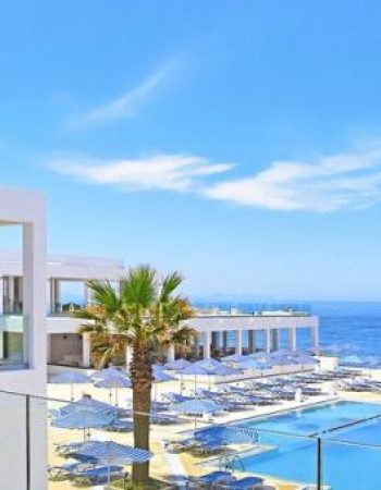 Pesach at the Grecotel White Palace in Crete, Greece