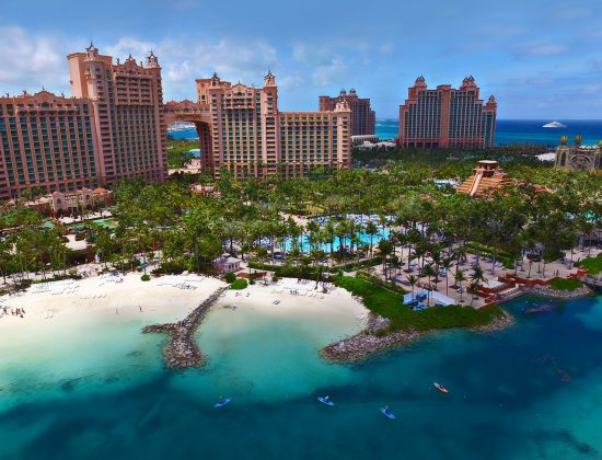 Kosherica Passover Program 2022 at the Atlantis Resort in the Bahamas