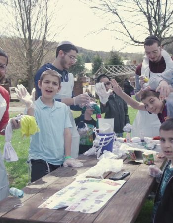 FFH Events 2021 Passover Program in Callicoon, New York