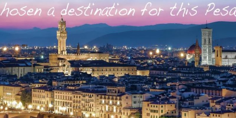 Live613 Vacations 2020  – Florence Tuscany Italy