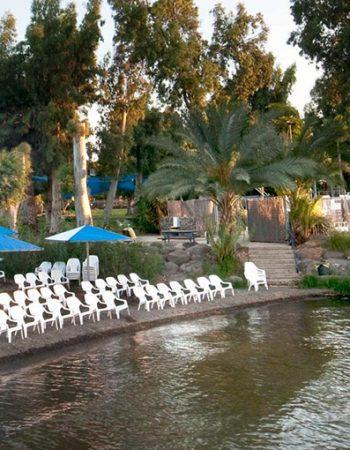 Kosher Travelers Inspiring Pesach 2021 in Lake Kineret, Israel