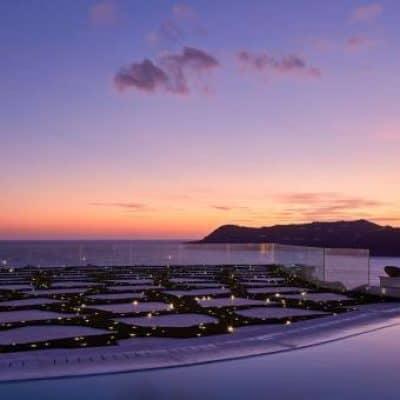 Club Turquoise 2020 in Mykonos Island, Greece