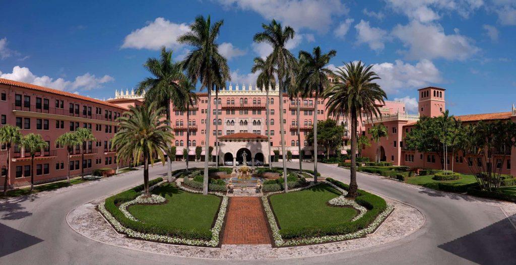 Passover Hotel in Boca Raton, Florida