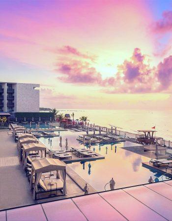 Diamond Club Passover Program 2021 at the Grand Hyatt, Playa Del Carmen Resort & Spa