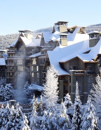 Pesach On The Mountain 2021 in Whistler, Canada