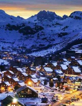 2020 David Delices Luxury Pesach Vacation in the French Alps
