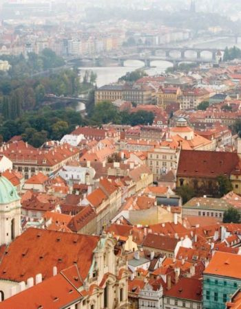 Leisure Time Tours Passover Program 2020 in Mandarin Oriental Prague