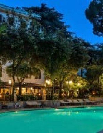 Leisure Time Tours 2022 Pesach Program in Aldrovandi Villa Borghese, Rome Italy