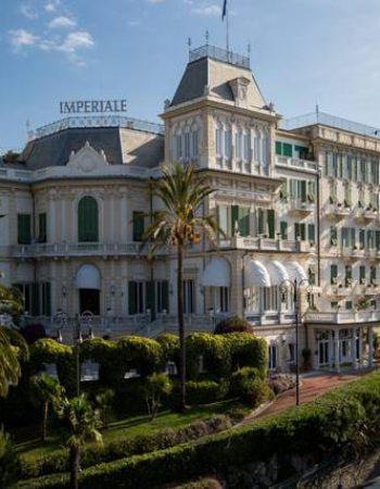Leisure Time Tours 2021 Pesach Program in Santa Margherita, Italy
