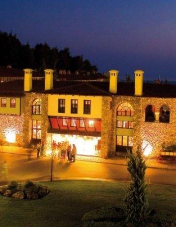Arie Traiteur Passover Program 2020 in Greece