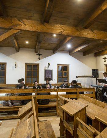 2020 Holiness Pesach in Medzhibizh Passover Program in Medzhibizh, Ukraine