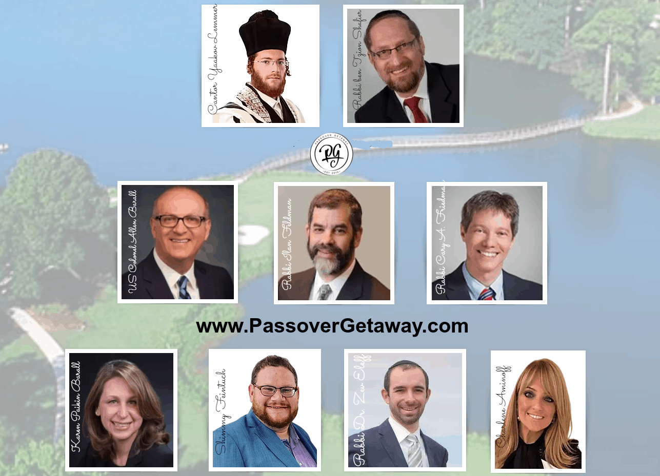 passover program speakers Grand Getaways