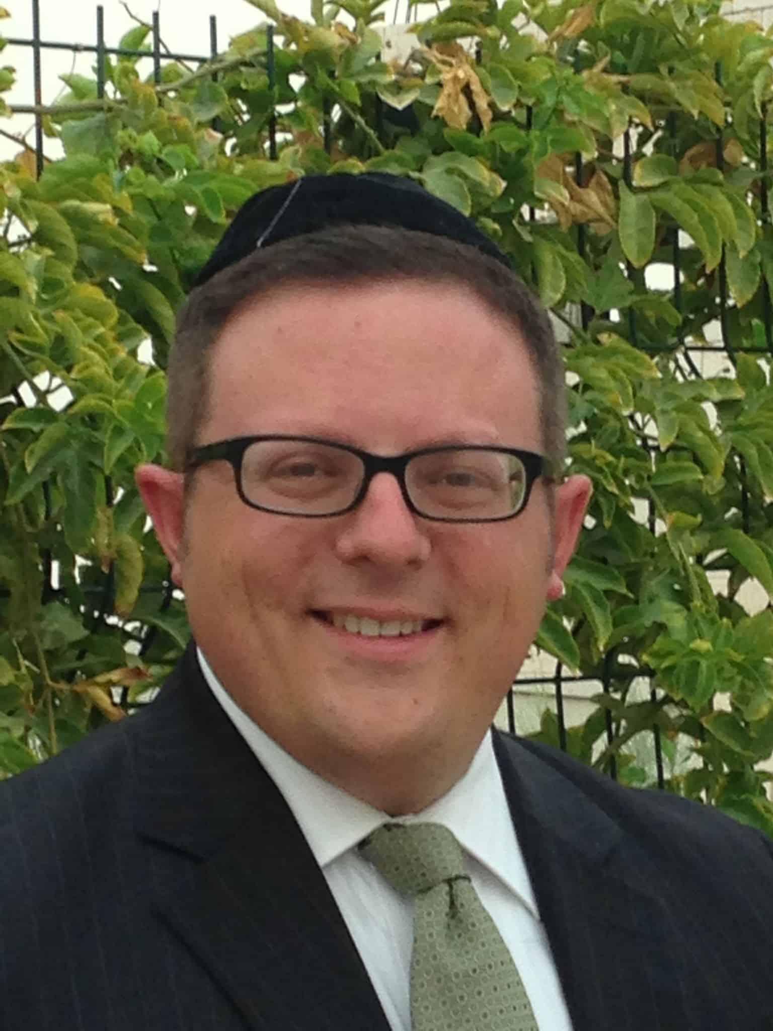 Rabbi Uri Pilichowski