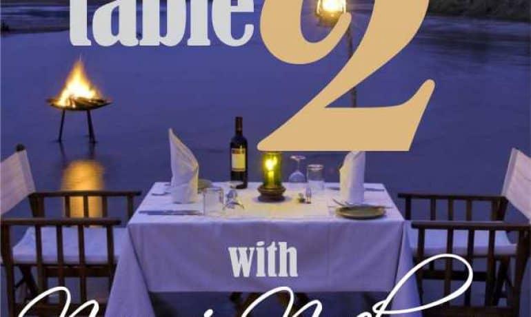 Table for 2 with Naomi Nachman Episode 223: Fri, 07 Feb 2020
