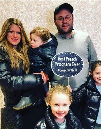 FFH Events 2022 Passover Program, New York