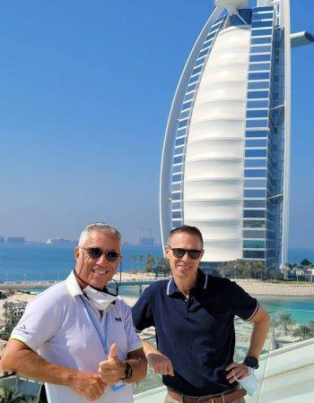 Hilton Dubai Al Habtoor City Hotel in Dubai in  Dubai