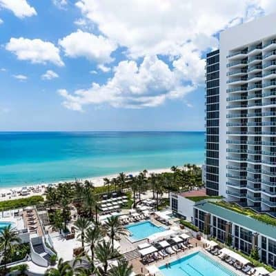 Five Star Kosher Tours Passover Program 2021 at the Eden Roc in Miami Beach, Florida