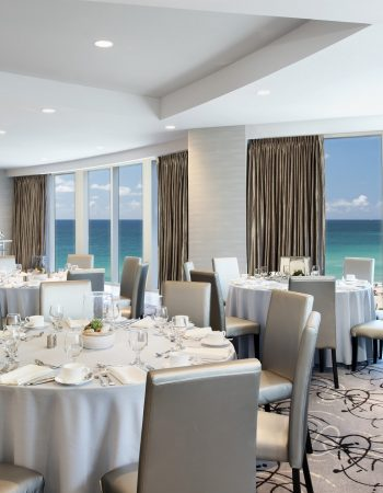 Grand Kosher Occasions Passsover Program 2022 at the Trump International Beach Resort Miami, Florida